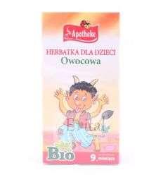 Herbata owocowa dla dzieci fix - 20 x 2g - Bio Apothet