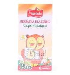 Herbata uspokajająca dla dzieci fix - 20 x 1,5g - Bio Apothet