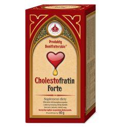 Cholestofratin forte 30 saszetek - 60g - BONI FRATES