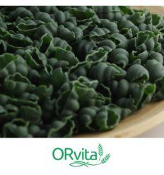 makaron orkiszowy z chlorellą muszelka - 400g - Orvita