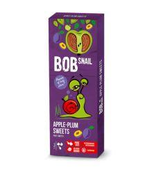 Przekąska Bob snail o smaku jabłko - śliwka - 30g - Stewiarnia