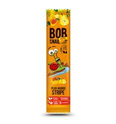 Przekąska Bob snail o smaku gruszka - mango - 14g - Stewiarnia