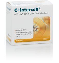 Witamina C - 90kaps - Intercell Pharma