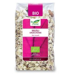 Musli orzechowe bio - 300g - Bio Planet