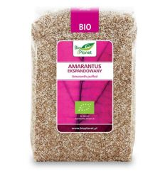 Amarantus Ekspandowany Bio - 150g - Bio Planet