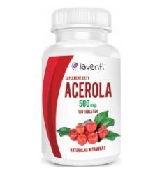 Acerola 500mg - 150tabl - Laventi