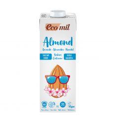 Napój migdałowy z wapniem bio - 1l - Ecomil