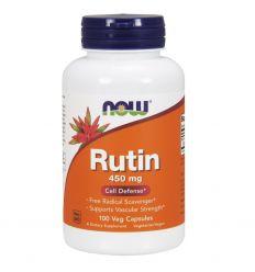 Rutin 450mg Rutyna - 100kaps - Now Foods