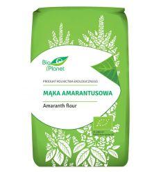 Mąka amarantusowa bio - 400g - Bio Planet