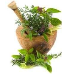 Łysienie plackowate (do nacierania) - mieszanka ziołowa