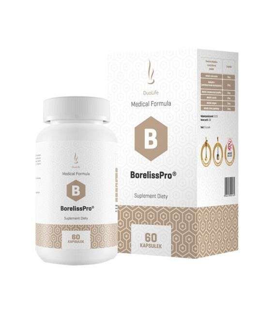 BorelissPro - 60 kaps - Duolife