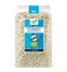 Ryż Brązowy Długoziarnisty Bezglutenowy Bio - 1kg - Bio Planet