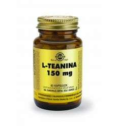 L-Teanina 150mg - 60kaps - Solgar