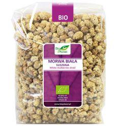 Morwa biała suszona - 1kg - Bio Planet