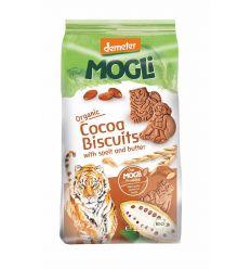 Ciasteczka Kakaowe Bio - 125g - Mogli