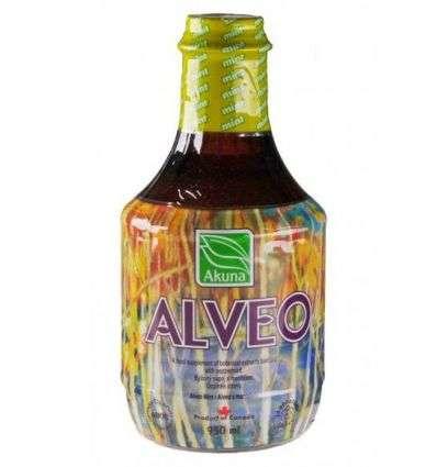 Alveo mint (bez cukru) - 1l - Akuna