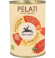 Pomidory Pelati bez skóry w puszcze - 400g - Alce Nero