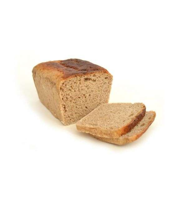Chleb żytni z czarnuszką - 650g - Piekarnia Sarnowska