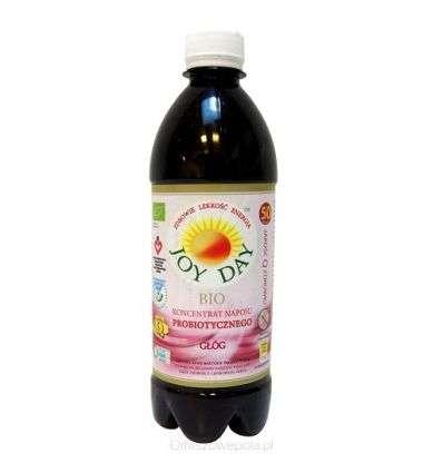 Napój probiotyczny joy day GŁÓG - 500ml - Aka