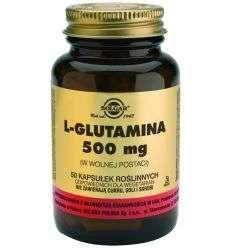 L-glutamina 500mg - 50kaps - Solgar