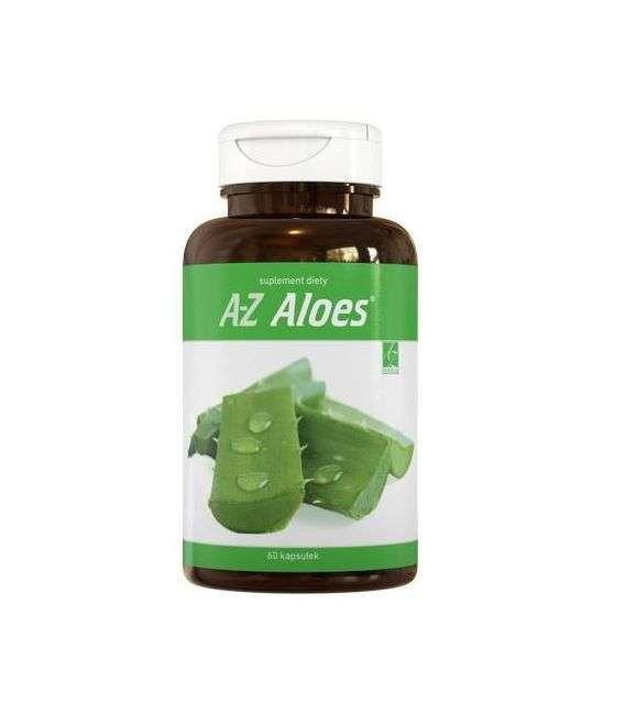 ALOES - 60kaps - A-z Medica