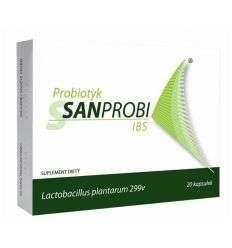 Sanprobi IBS - 20kaps - Instytut Rosell