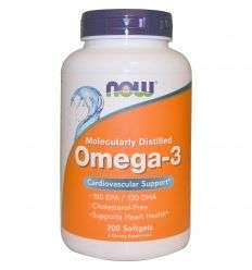 Omega 3 1000mg - 100kaps - Now