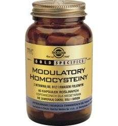 Modulatory Homocysteiny - 60kaps- Solgar