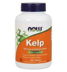 KELP 150Mcg - 200TABL - NOW