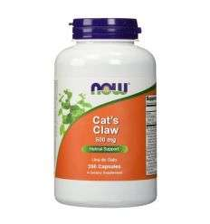 Cat`s Claw (Koci Pazur) 500mg - 250kaps - NOW