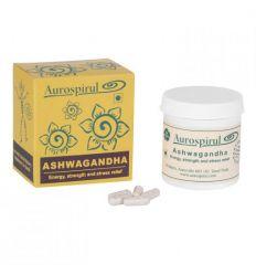 Ashwagandha 400mg - 100 kapsułek - Aurospirul