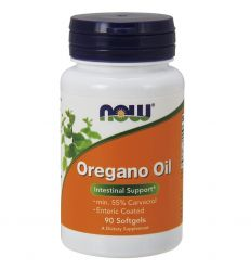 Oregano Oil - 90kaps - Now Foods