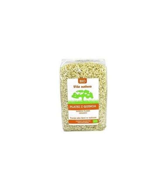 Płatki z Quinoa bio - 250g - Vita Natura