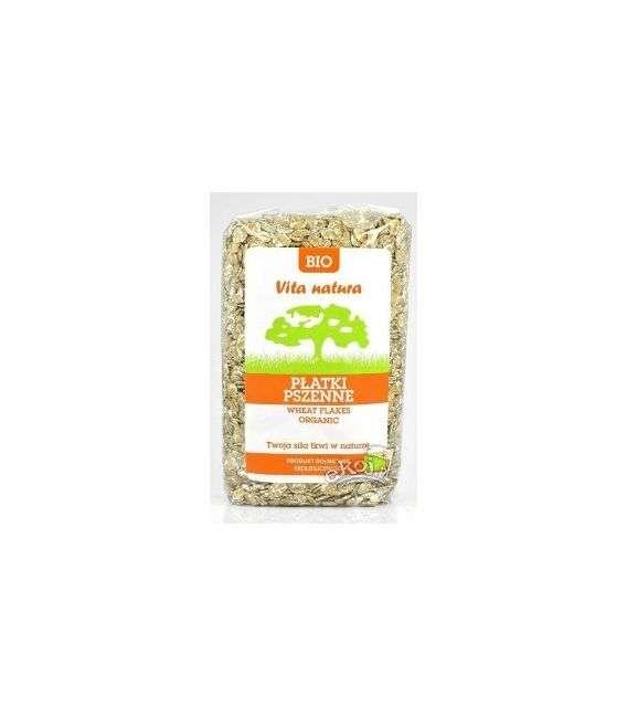 Patki pszenne bio - 300g - Vita Natura