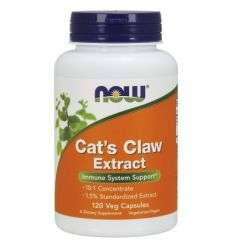 Cat`s Claw Extract (Koci Pazur) - 120kaps - NOW