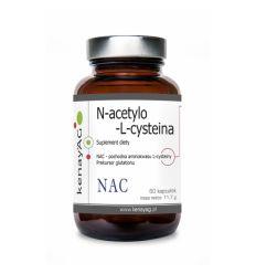 N-Acetylo L-Cysteina NAC 150mg - 60kaps - Kenay