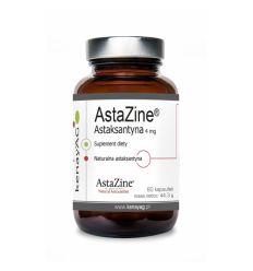 AstaZine Astaksantyna 4 mg - 60kaps - Kenay