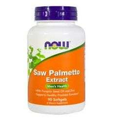 Saw Palmetto Extract 160mg - 60kaps - NOW