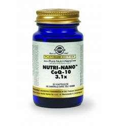 Nutri-Nano CoQ-10 - 50kaps - Solgar