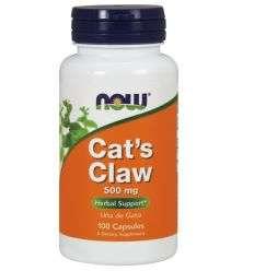 Koci Pazur (Cat`s Claw) 500mg - 100kaps. - Now