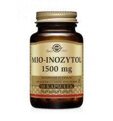 Mio Inozytol 1500 mg - 50kaps - Solgar