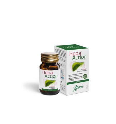 Hepa Action Advanced - 30tabl - Aboca