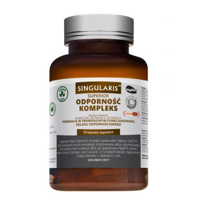 Odporność kompleks - 60kaps - Singularis