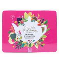 Zestaw Herbatek The Ultimate Tea Collection W Ozdobnej Puszce Bio - 69g - English Tea Shop