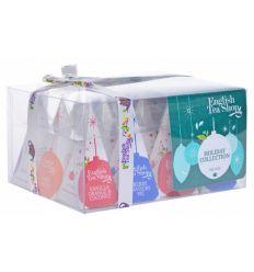Kolekcja Herbat Świątecznych 6 Smaków BIO - 12 piramidek - English Tea Shop
