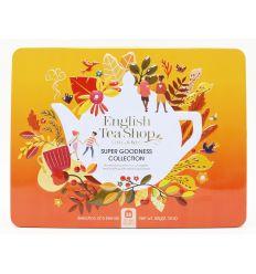 Zestaw Herbatek Super Goodness w Puszcze - 61,5g - English Tea Shop