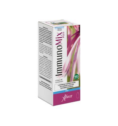 IMMUNOMIX Plus syrop - 210g - Aboca