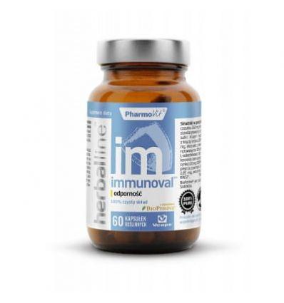 Immunoval Herballine - 60kaps - PharmoVit