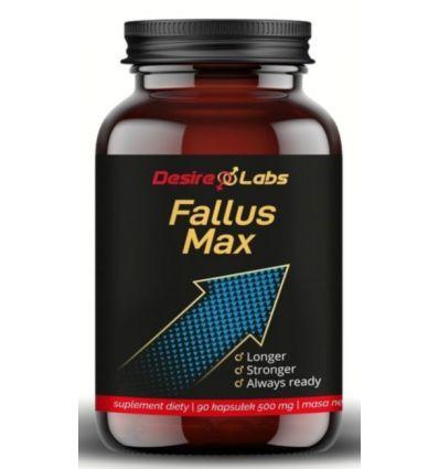 Fallus Max - 90 kapsułek - Desire Labs