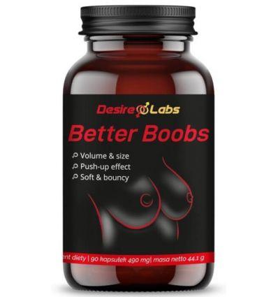 Better Boobs - 90kaps - Desire Labs